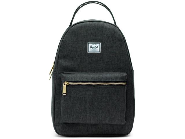 Herschel Nova Small Backpack 17L, black crosshatch